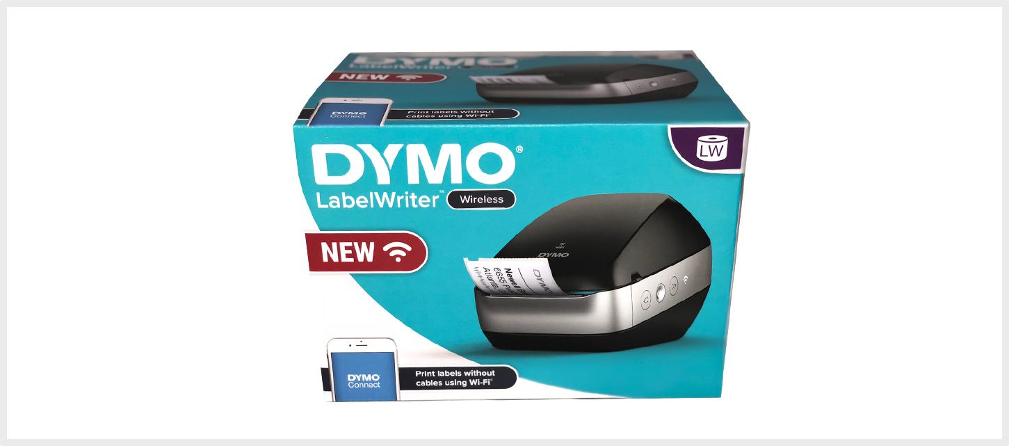 dymo-wireless-labeleer